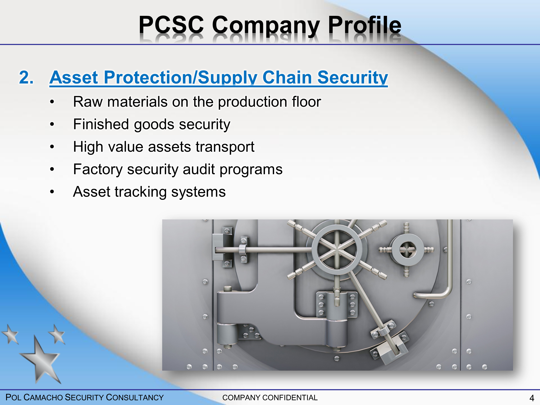 Pcsc Link Shieldcoach Security Company
