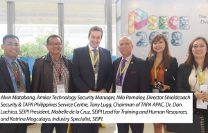 ShieldCoach featured in TAPA Magazine